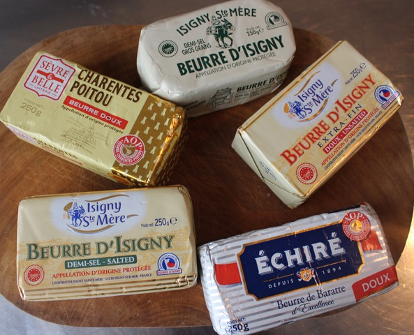 European-style Butter | French-American Cultural Foundation